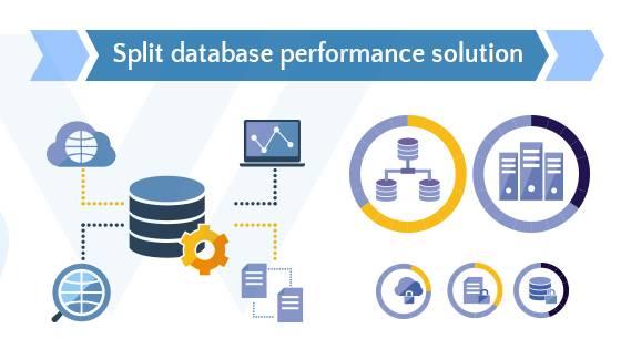 Split Database Performance